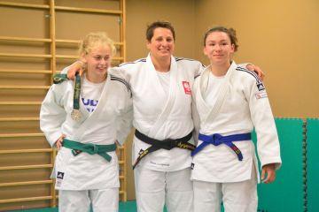 Tuliszków: Judocy trenowali z Mistrzynią. Aneta...