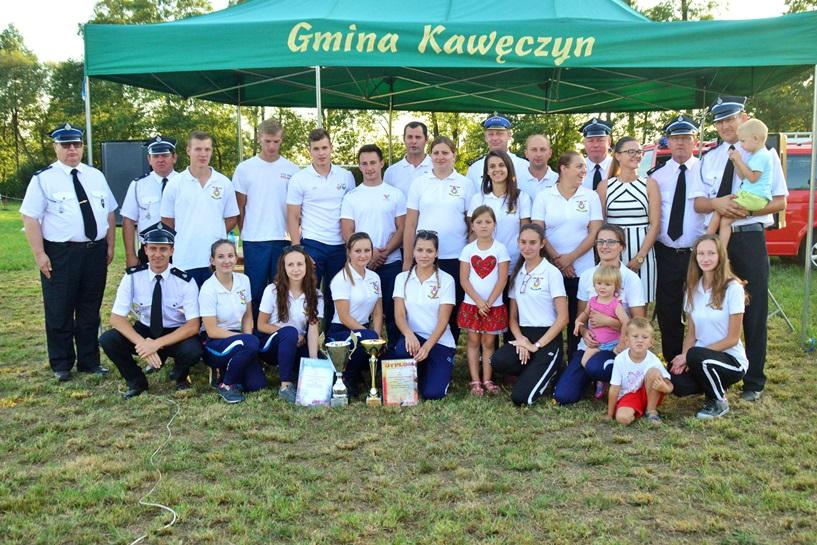 Żdżary: Dominacja Głuchowa i Będziechowa na zawodach OSP - foto: Arkadiusz Wszędybył