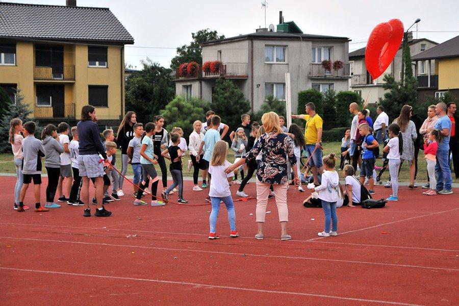 Osiedlowy festyn na pożegnanie wakacji - foto: Marcin Derucki