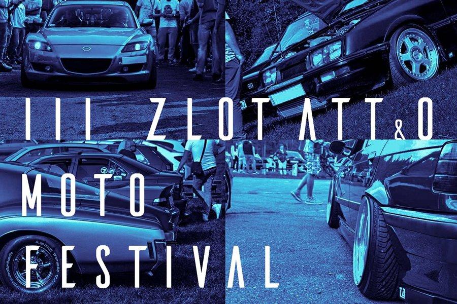 III Moto Festival ATT&O już w sobotę! Będzie wszystko, co kochają motomaniacy