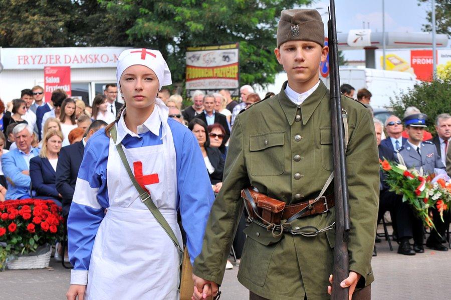 Upamiętnili 79. rocznicę wybuchu II wojny światowej - foto: Marcin Derucki