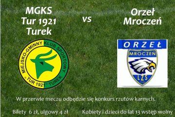 Tur 1921 Turek vs Orzeł Mroczeń