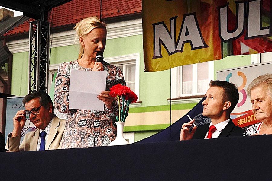 Narodowe Czytanie 2018: Zaczytani w Przedwiośniu - foto: Ewelina Gronostaj-Powązka