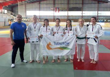 Tuliszków: Udany start judoków w czeskim turnieju