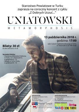 Koncert Sławka Uniatowskiego