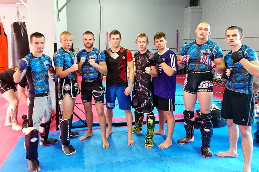 Kickboxing: Striker Turek trenuje w Poznaniu - foto: materiał nadesłany