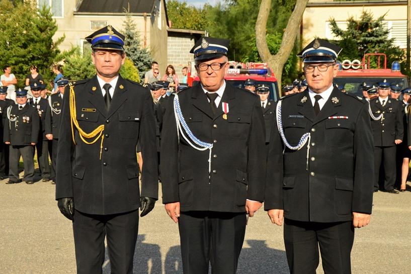Malanów: Uczcili 100-lecie OSP, nagrodzili zasłużonych strażaków - foto: Arkadiusz Wszędybył