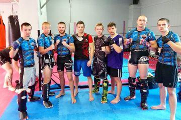 Kickboxing: Striker Turek trenuje w Poznaniu
