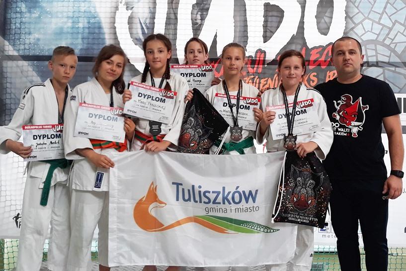 Tuliszków: Walczyli w Ogólnopolskim Turnieju Judo w Kożuchowie