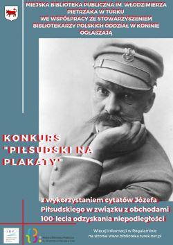 Konkurs: Piłsudski na plakaty