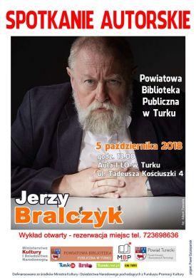 Spotkanie z Jerzym Bralczykiem