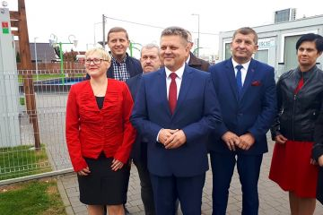 Wybory 2018: Wodny plac za darmo?! Bińkowski...