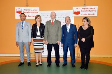 Wybory 2018: Oto kandydaci SLD Lewica Razem....