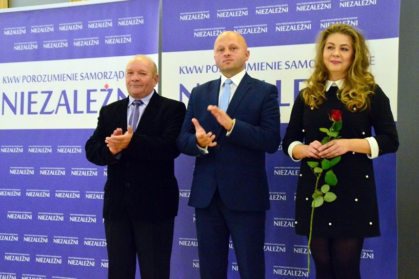 Wybory 2018: NIEZALEŻNI chcą pokonać Antosika. W powiecie i Brudzewie też planują wiele zmienić - foto: Arkadiusz Wszędybył