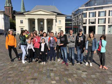 Jesienne spotkanie młodzieży z Turku i Wiesmoor