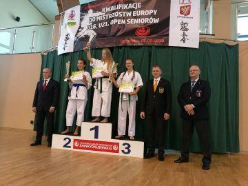 Trzy Medale w Ostrołęce dla Karate Kyokushin Turek