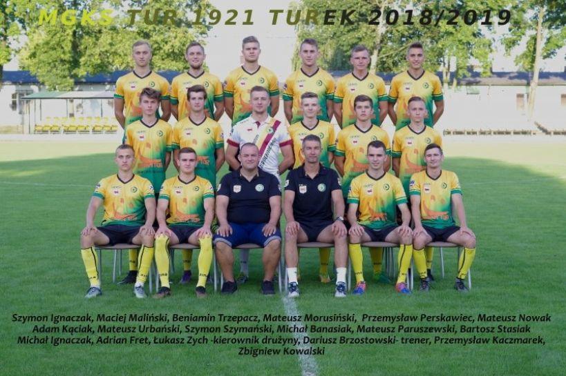 MGKS Tur 1921 Turek: Przełamanie w Wilczynie - foto: nadesłane