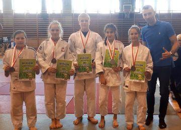 Wspaniały wynik UKS Judo Tuliszków na Mistrzostwach w Jiu-Jitsu