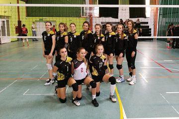 Wygrany turniej juniorek MKS MOS Turek