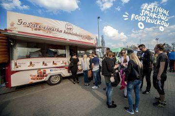 Po raz pierwszy Festiwal Smaków Food Trucków w...