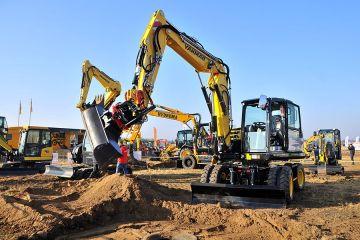 Turek: Wielki pokaz wielkich maszyn
