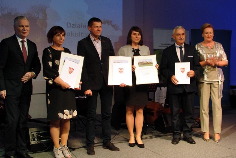 Nagrody dla ZSR za działania proekologiczne i prokulturowe