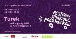 Turek: Festiwal Smaków Food Trucków
