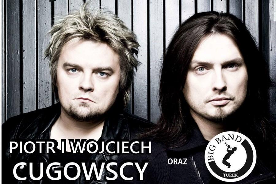 Już w piątek: Koncert Braci Cugowskich i Big Bandu Miasta Turek