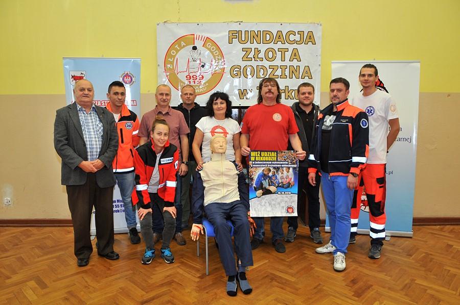 Lokalny rekord w resuscytacji kolejny raz pobity! - foto: Marcin Derucki