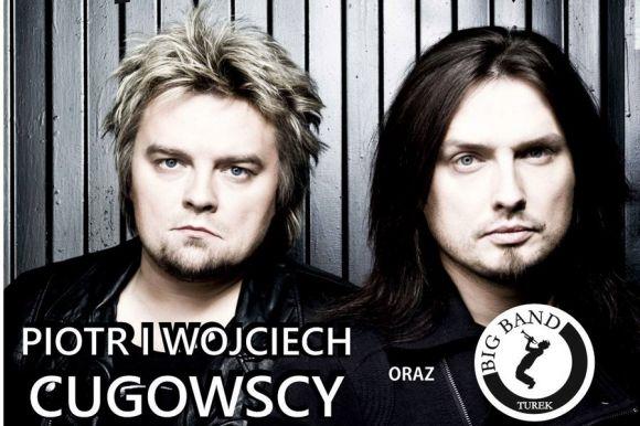 Miasto Turek: Już w piątek: Koncert Braci Cugowskich i Big Bandu Miasta Turek