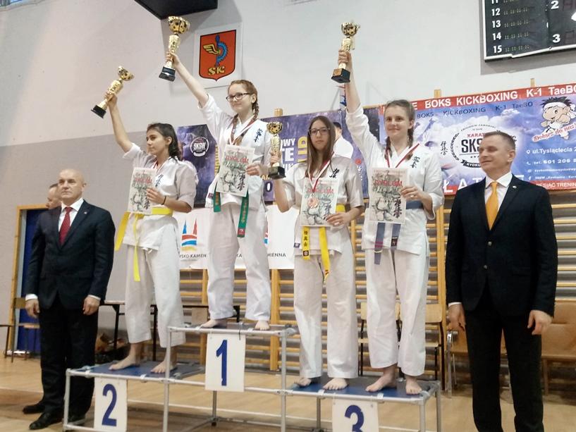 Tuliszków: Julita i Dominik wywalczyli brązowe medale
