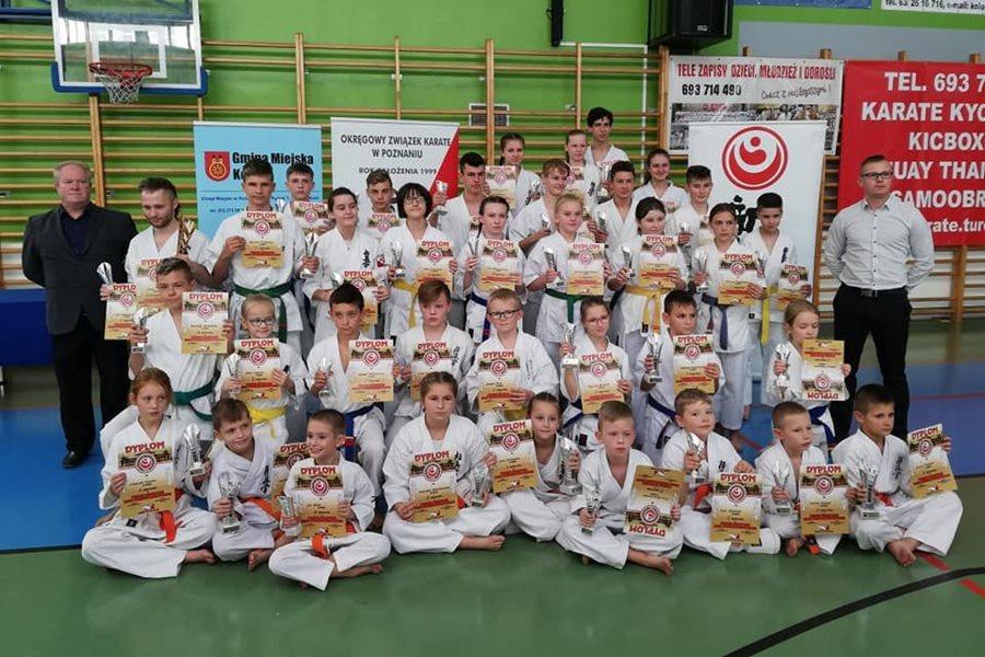 Otwarty Puchar Wielkopolski Karate w Kole