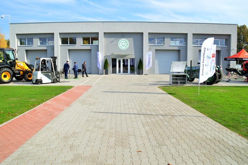 Kaczki Średnie: Mamy Centrum Precyzyjnego Rolnictwa i Centrum Kwalifikacji. Europa może pozazdrościć - foto: Arkadiusz Wszędybył