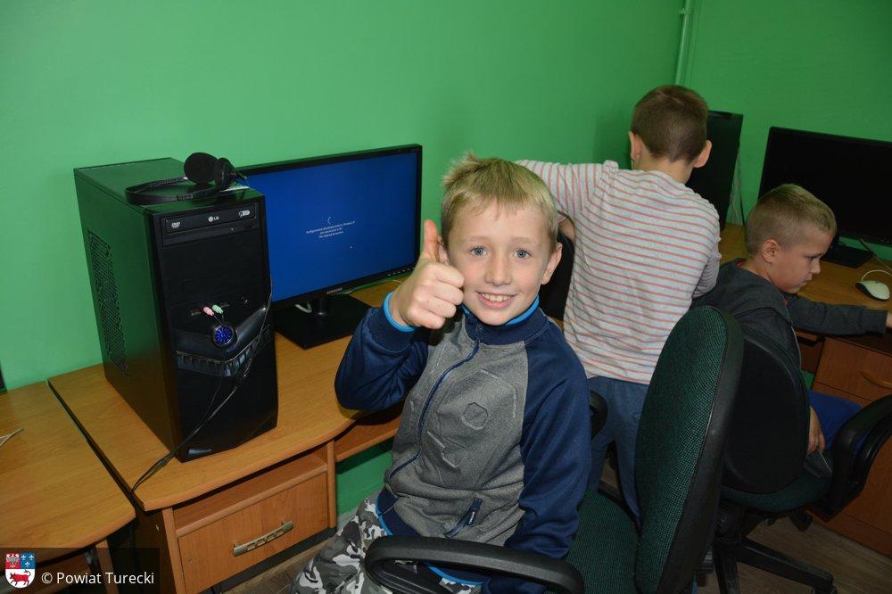 Ogorzelczyn: Szkoła Podstawowa z nowym sprzętem