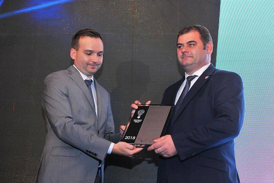 Uniejów: Powiat Turecki otrzymał Polską Nagrodą Inteligentnego Rozwoju - foto: Marcin Derucki