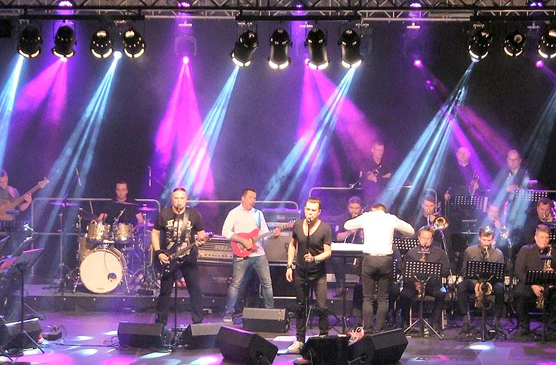Wideo: Bracia Cugowscy i Big Band dali...
