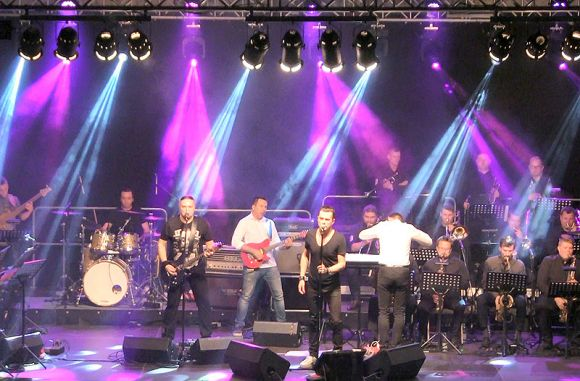 Wideo: Bracia Cugowscy i Big Band dali...