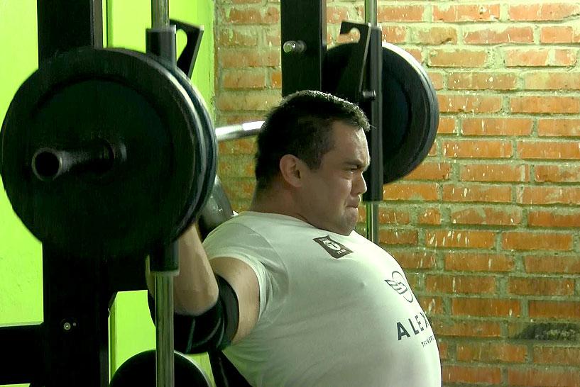 Konrad Fornalczyk z nowym życiowym rekordem. Wycisnął 300 kg!
