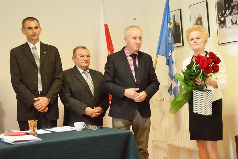 Władysławów: Pożegnali wójta Zająca. Radni też zakończyli kadencję 2014-2018 - foto: Arkadiusz Wszędybył