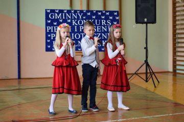 Tuliszków: Gminny Konkurs Pieśni i Piosenki...