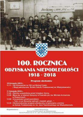 Narodowe Święto Niepodległości we Władysławowie