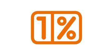 Wielkopolanie chętniej dzielą się swoim 1%