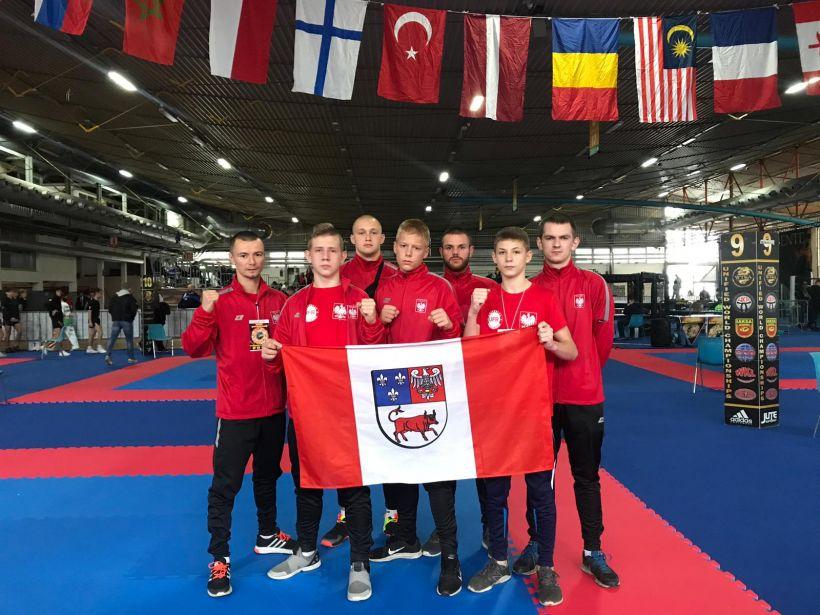 Striker Turek: Zunifikowane Mistrzostwa Świata w kickboxingu