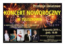 Koncert Noworoczny w Tuliszkowie