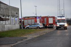 Miasto Turek: Pożar na Jedwabniczej, jedna osoba poszkodowana