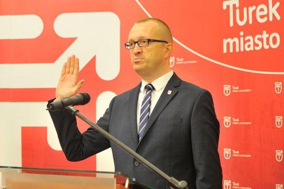 Miasto Turek: Burmistrz R. Antosik apeluje o współpracę.