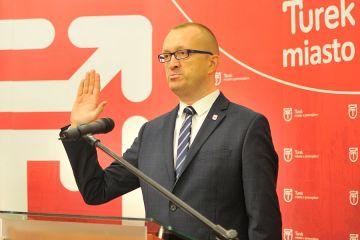 Burmistrz R. Antosik apeluje o współpracę.
