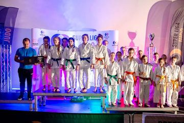 Judo Tuliszków na IV edycji Super Ligi