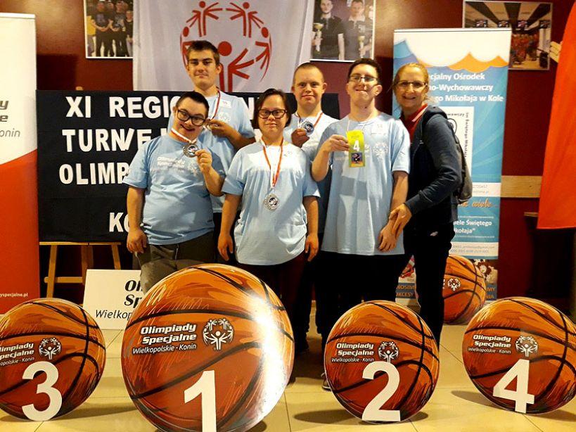 XI Regionalny Turniej Bowlingu Olimpiad Specjalnych