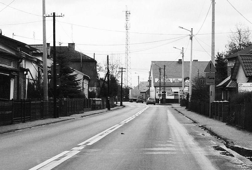 Obwodnica Grzymiszewa i rozbudowa DK72 z Tuliszkowa już niebawem - Centrum Grzymiszewa / foto: Wikipedia